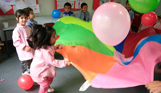 Acto por los 10 años de la Escuela infantil y Sala de Juego Multiedad de la UNGS