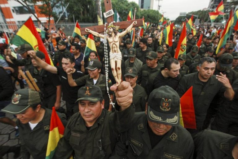 PODCAST   Golpe de Estado en Bolivia