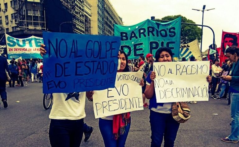 Golpe de Estado en Bolivia: temen por el bienestar de Evo Morales