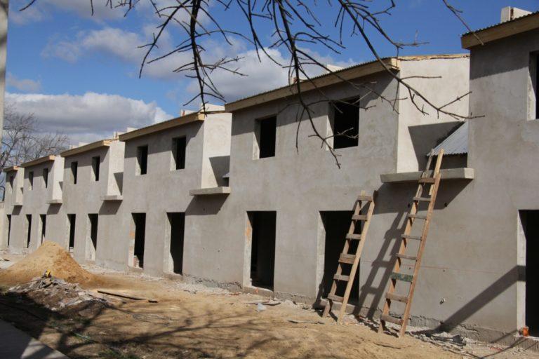 48 familias de San Miguel tendrán una nueva casa