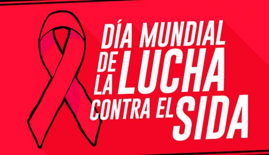 Campaña de concientización y prevención de HIV