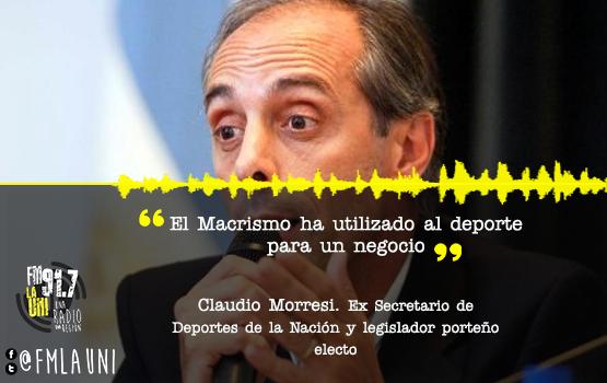 Elecciones 2019 Lo que se espera en el deporte con Alberto Fernández