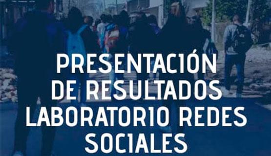Estudiantes del Laboratorio Interdisciplinario de Redes Sociales presentarán los resultados de su investigación