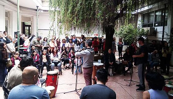 Muestras de Diplomaturas, Cursos y Talleres en el Centro Cultural