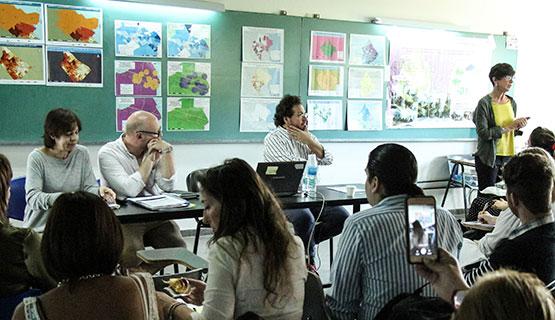 Presentación de trabajos finales de la Diplomatura en Gestión de las Políticas de Salud en el Territorio