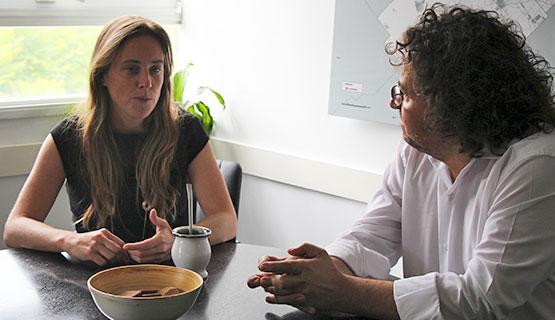 La Directora General de Cultura y Educación de la Provincia de Buenos Aires visitó la UNGS