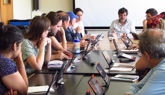 Última sesión del Consejo del Instituto de Industria 2019