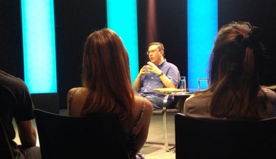 Reseña sobre la clase magistral de Miguel Vedda