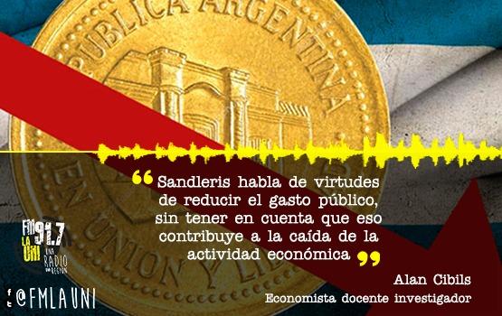 Renuncia Guido Sandleris al Banco Central