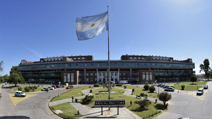 El Gobierno Nacional intervino el Hospital Posadas