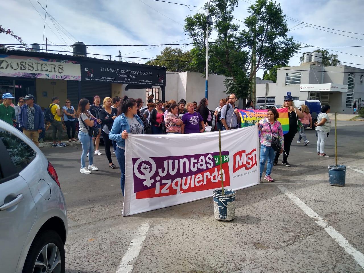 Femicidio de Bárbara Balbuena en José C. Paz: exigen justicia y cárcel para Christian Sanchez