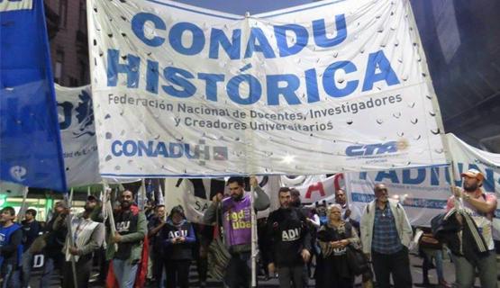 #AumentoEmergencia | No inclusión del Bono para estatales universitarios