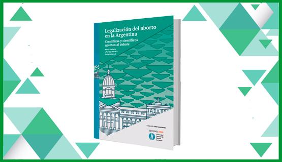 """Presentación del libro """"Legalización del aborto en la Argentina"""""""