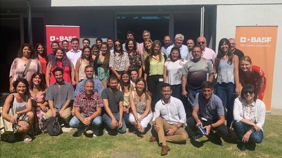 participantes en Conectar para Transformar 2020 BASF