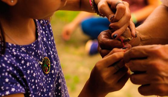 Vamos a tu escuela: Encuentros de Pueblos Originarios y Educación Intercultural