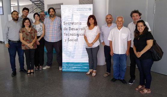 Encuentro de Vinculadores de UUNN del Conurbano Bonaerense
