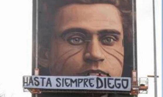 Maradona: Meridione   Rocco Carbone en La Tecl@ Eñe