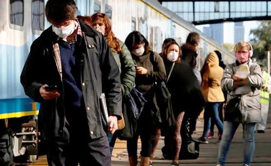 El conurbano y la pandemia |  Rodrigo Carmona y Bárbaro Couto en Agencia TSS