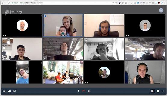 Videoconferencias: recomendaciones sobre plataformas y usos