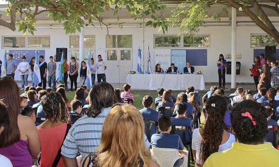 Escuela secundaria de la UNGS: Enseñar, contra toda adversidad