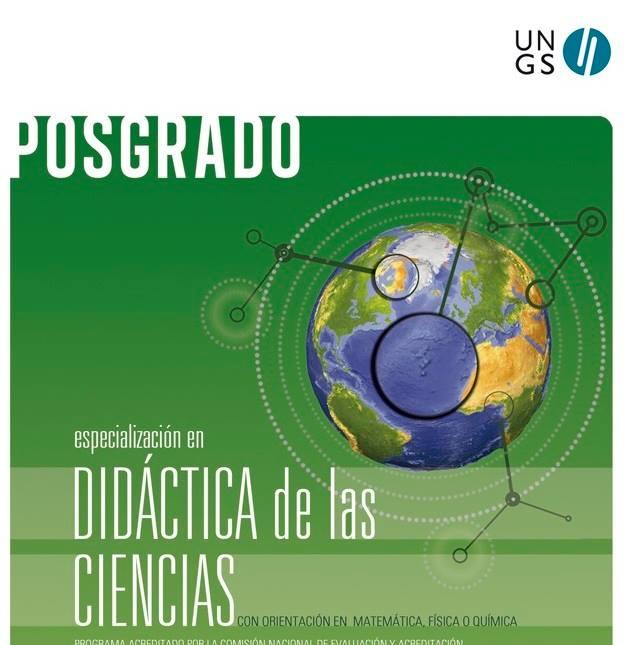 Tesis UNGS de Acceso Público - Didáctica de las Ciencias