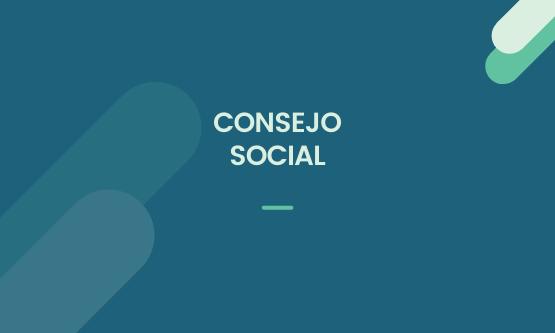 Sesión Extraordinaria del Consejo Social