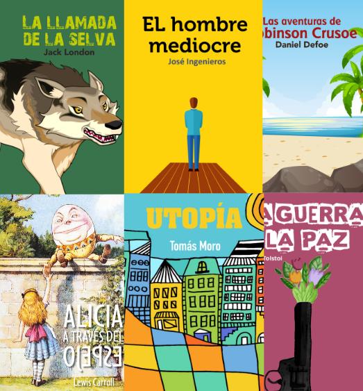Clásicos de literatura en acceso libre