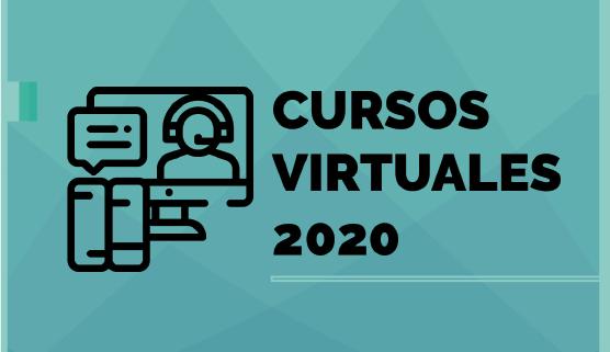 Inscripciones a los cursos virtuales del Centro Cultural 2020