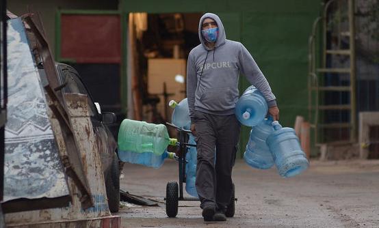 La revolución de los baldes | Marina García en Tiempo Argentino