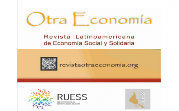 Edición Nº 13 de la revista Otra Economía