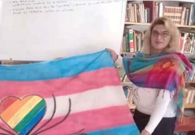 Colección LGBT de la Biblioteca Palabras del Alma