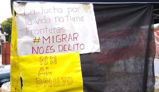 Cómo viven la pandemia las comunidades migrantes de Malvinas Argentinas