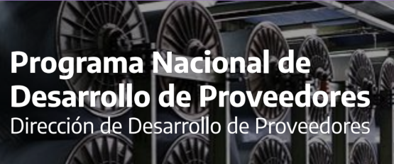 Programa Nacional de Desarrollo de Proveedores