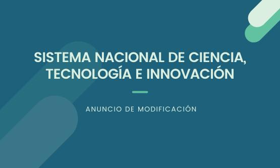 Modificación de la reglamentación de la Ley 25.467 sobre participación de los organismos del sistema nacional de CTI en el capital de sociedades mercantiles o empresas conjuntas