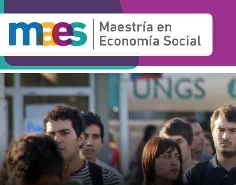 Tesis UNGS de Acceso Público - Maestría en Economía Social