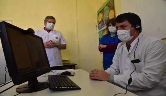 Consultas médicas preventivas por chat