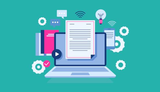 Enseñanza virtual: catálogo de recursos para docentes