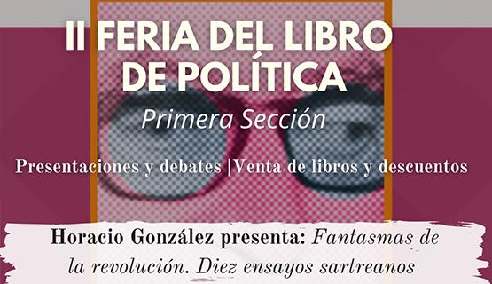 Segunda Feria del libro de política