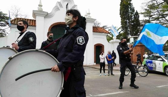 Rechazo del CIN al reclamo intimidante de la Policía Bonaerense