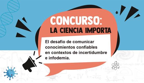 Concurso: La ciencia importa