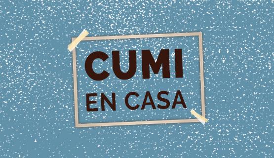 CUMI EN CASA: Octubre