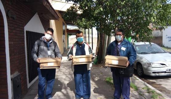 Barrios por la salud: El desafío de trabajar junto con las organizaciones