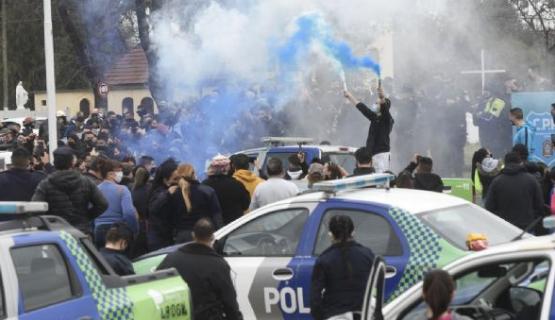 Repercusiones locales por el reclamo de la Policía bonaerense
