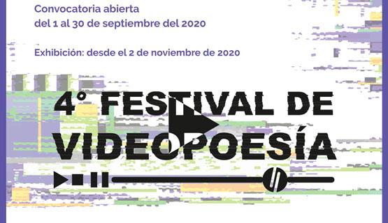 Convocatoria para el 4º Festival de Videopoesía UNGS
