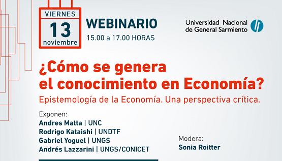 Comienza el ciclo de charlas sobre economía y heterodoxia