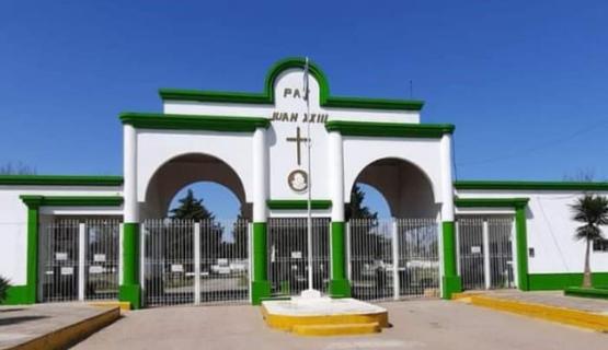 José C. Paz   Nuevo protocolo de ingreso al Cementerio Municipal