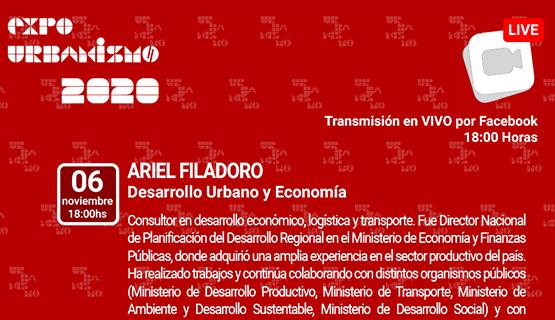 Expourbanismo 2020: Disputa desarrollo urbano y economía