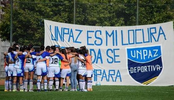 La Gloriosa: el equipo de fútbol femenino de la UNPaz
