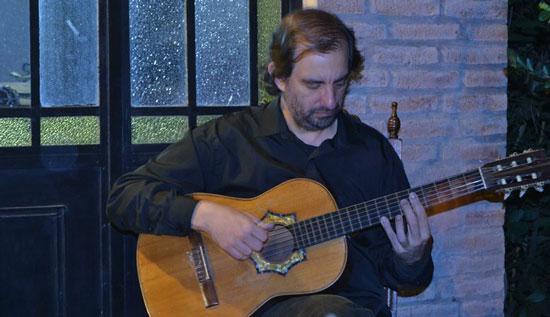 Cumi en Casa: Miguel Pesce