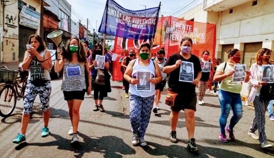 Moreno: el municipio con mayor índice de femicidios de la provincia de Buenos Aires